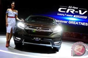 Honda New CR-V Di IIMS