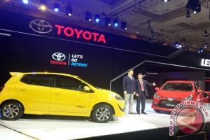 Toyota tampilkan 20 mobil di IIMS 2017