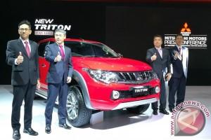 Tiga bulan terakhir Mitsubishi kuasai pasar kabin ganda