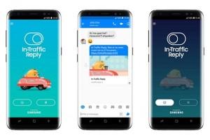 Samsung perkenalkan aplikasi antigangguan berkendara