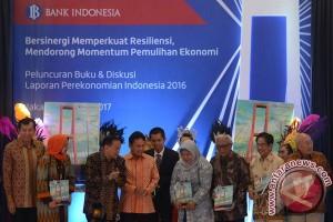 Bank Indonesia ungkap tiga pelajaran dinamika ekonomi 2016