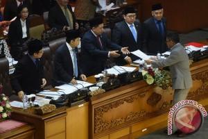 DPR berharap semua pihak terima putusan terkait hak angket