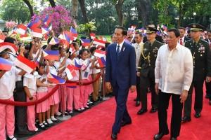 Jokowi-Duterte akan resmikan layanan Ro-Ro Davao-Bitung
