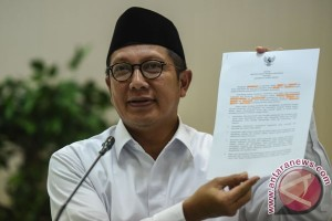 Menteri agama imbau seruan ceramah diimplementasikan