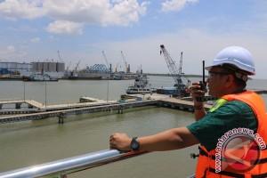 Pembangunan Shorebase Pelabuhan Belawan