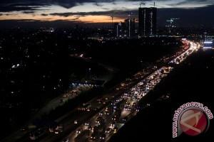 20.112 kendaraan masuk Bandung melalui Gerbang Tol Pasteur