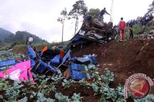 Kecelakaan Ciloto - Pemilik bus Kitrans penuhi panggilan polres