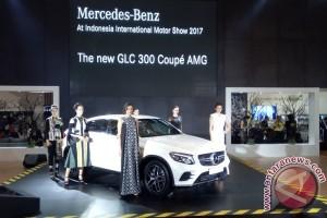Perpaduan SUV dan Coupe pada Mercedes-Benz GLC 300