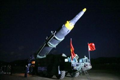 Korut tembakkan rudal Scud, Jepang protes