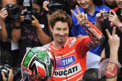 Nicky Hayden mantan juara MotoGP tutup usia