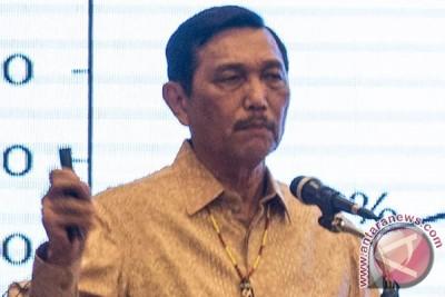 Luhut minta Indonesia tak emosional tanggapi Insiden Natuna