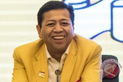 Novanto akan konsultasi dengan Jokowi sebagai capres usulan PG