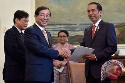 Pemerintah Korsel kirim delegasi temui Presiden Jokowi
