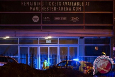 Bom bunuh diri Manchester: KBRI kirim staf ke kota kejadian