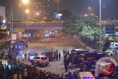Ledakan Di Terminal Kampung Melayu