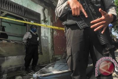 Polisi tangkap seorang pria terkait bom Kampung Melayu