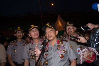 Bom Kampung Melayu - Modus teror dan bahan kimia yang digunakan dua teroris