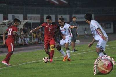 Uji Coba Timnas Lawan Bali United