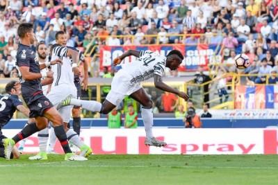 Juventus kalahkan Bologna 2-1 di penutup musim domestik