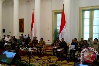 Presiden pimpin rapat kabinet bahas Lebaran 2017