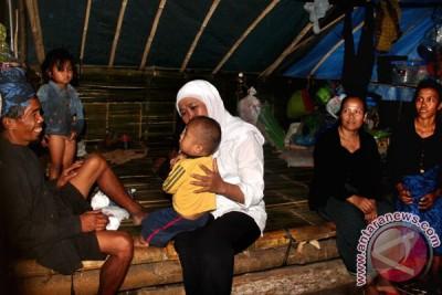 Mensos Kunjungi Pengungsi Baduy