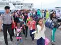Kedatangan TKI Deportasi