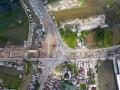 Pembangunan Jalan Layang Keramasan
