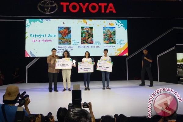 Toyota ajak pemuda berkompetisi ide mobil masa depan di kancah global