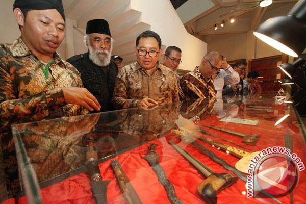 100 keris Majapahit dipamerkan di Museum Pusaka TMII