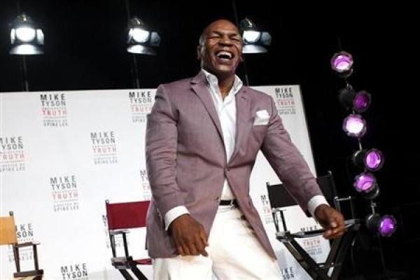 Mike Tyson buka waralaba pusat kebugaran tinju, ini alasannya