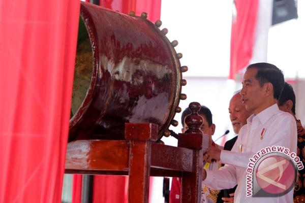 Presiden Jokowi buka Penas KTNA di Aceh
