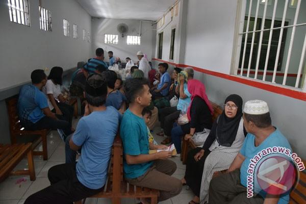 Polisi tetapkan dua tersangka pungli Rutan Pekanbaru
