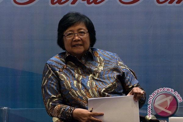 Siti: Indonesia tidak terpengaruh keputusan iklim Trump