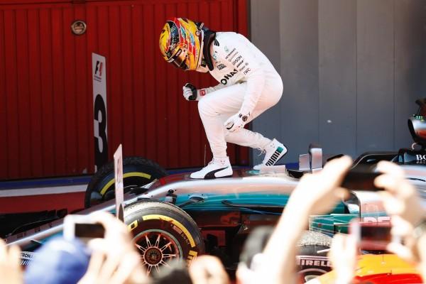 Hamilton siap menandingi agresivitas Vettel di Suzuka