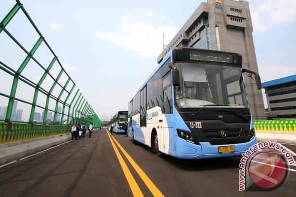 Hari ini, Transjakarta gratiskan layanan koridor 13