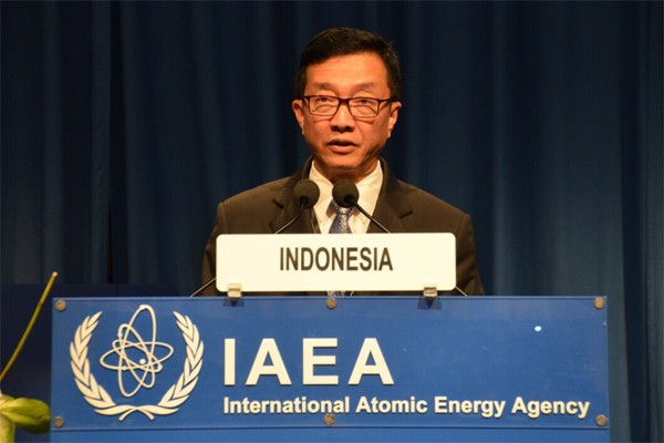 Indonesia appeals for nuclear disarmament at international forums
