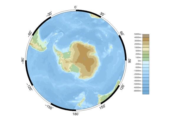 Antartika menjadi lebih hijau saat iklim berubah