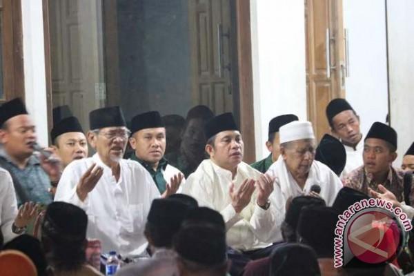 Ribuan jamaah doakan Marwan jadi gubernur Jateng