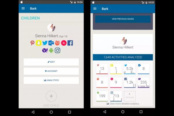 Bark, Aplikasi Untuk Monitor Obrolan Anak