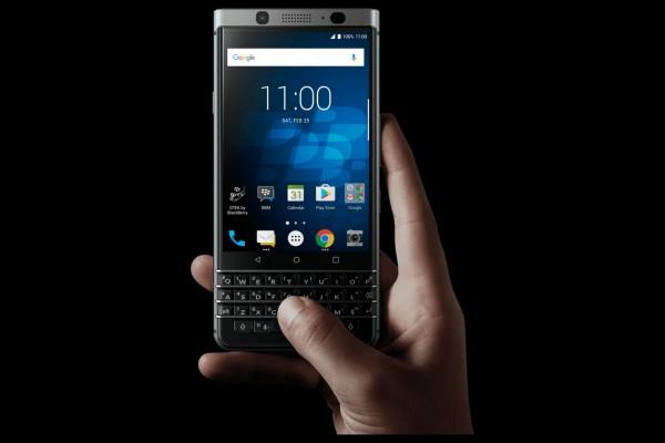 BlackBerry KEYone Laris Di AS