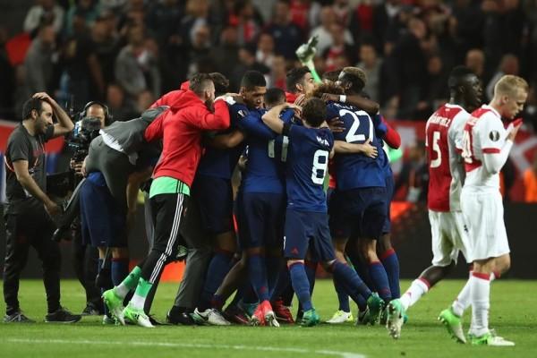 Manchester United juara Liga Europa, Inggris kirim lima wakil ke Liga Champions