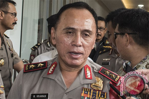 Polisi tangkap terduga penembak nasabah di Cengkareng