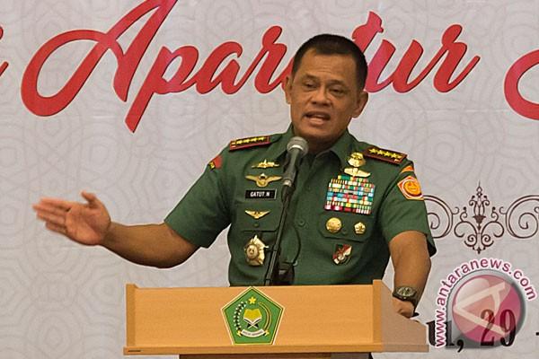 Permalink to Utamakan peran SDM harus jadi karakter TNI