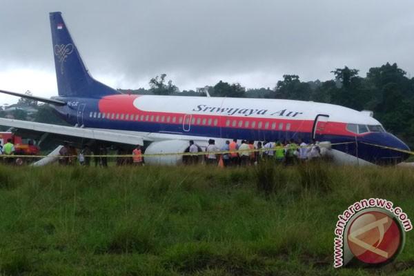 Sriwijaya tunggu analisis KNKT terkait kecelakaan pesawat ...