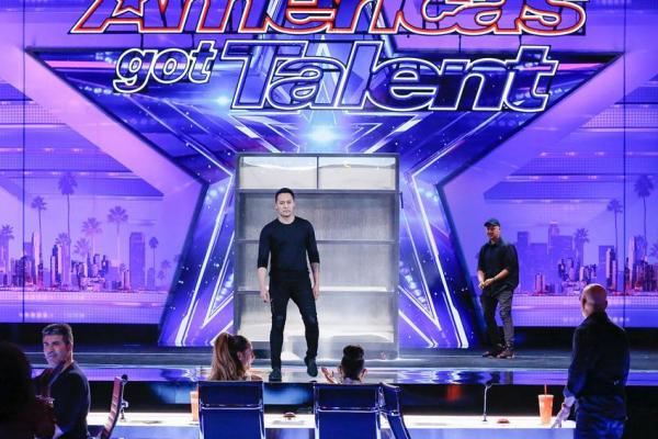 Demian Aditya Masuk 7 Penampilan Paling Memukau Di Americas Got Talent