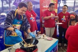 Festival Hari Buruh di Panasonic Gobel