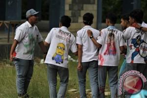 140.683 siswa SMA/SMK di Banten lulus UN