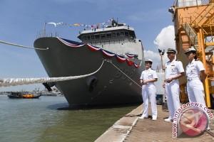 Filipina puas terhadap kapal perang buatan Indonesia