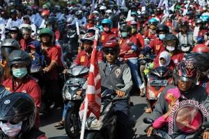 Hari Buruh Semarang