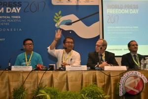 Konferensi Pers WPFD 2017